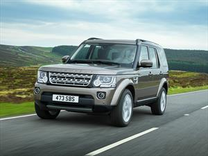 Llega a Colombia la Land Rover Discovery 2015