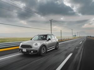 Manejamos el MINI Countryman Plug-in Hybrid 2018