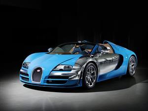 Bugatti Veyron le rinde homenaje a Meo Costantini