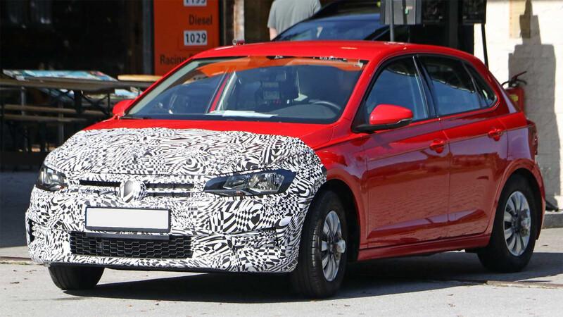 Preparan actualización del Volkswagen Polo