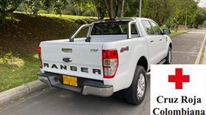 Ford apoya a la Cruz Roja colombiana