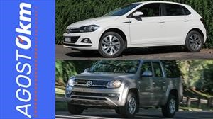 VW Polo y Amarok a precio de julio