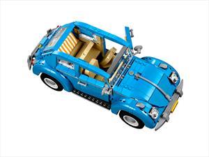Volkswagen Beetle al estilo Lego