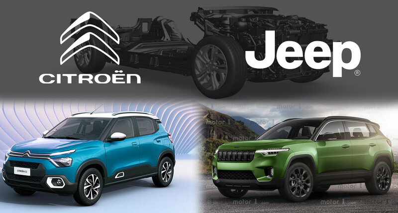 Citroën y Jeep compartirán más que plataformas