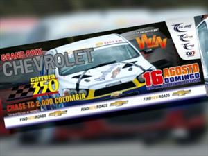 Listo el Chase del Shell Helix TC 2000 Colombia
