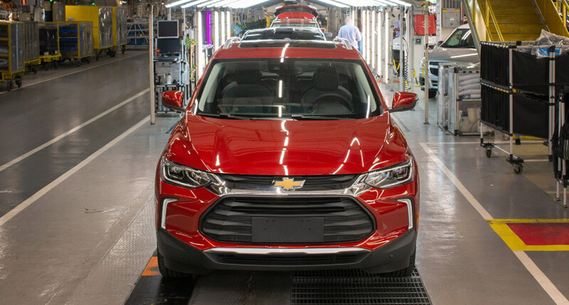 Buenas noticias, Chevrolet Onix y Tracker duplicarán su producción