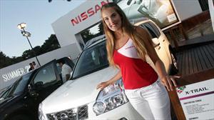 Nissan X-Trail, March y Versa a Pinamar
