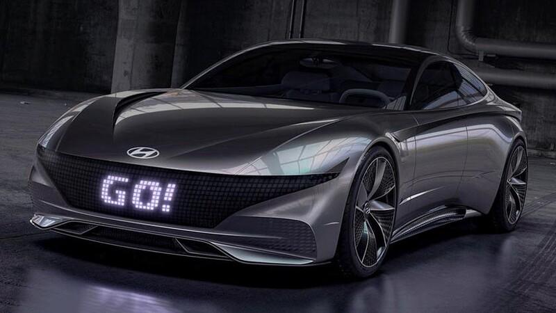 Hyundai patenta un sistema para facilitar el andar de los modelos autónomos en el tránsito