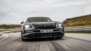 Porsche Taycan 2020, toma de contacto desde el asiento del copiloto