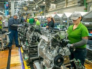 Toyota invierte $373 millones de dólares para la producción de sistemas híbridos en Estados Unidos