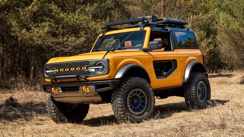 Es tal el éxito del nuevo Bronco que Ford tiene una lista de espera de 18 meses