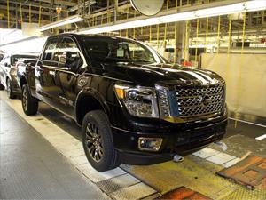 Nissan inicia la producción del Titan XD 2016