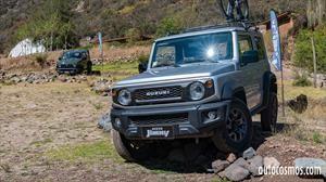 Suzuki Jimny 2019 en Chile, la leyenda más viva que nunca
