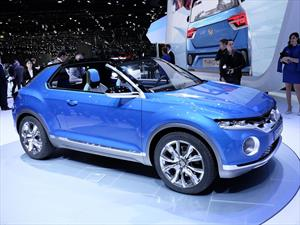VW T-ROC Concept, deportivo off-road