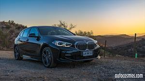 Test Drive BMW 118i 2020, la valentía de cambiar