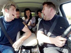 Range Rover Sport: karaoke con los famosos