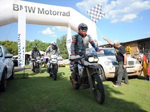 Represente a Colombia en el BMW Motorrad GS Trophy 2012