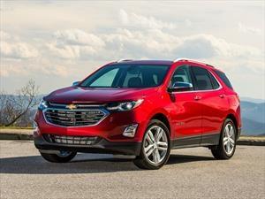 Chevrolet Equinox 2018 debuta