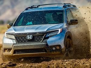 Honda Passport 2019, el SUV intermedio de CR-V y Pilot