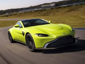 Aston Martin Vantage 2018 y un nuevo look fasinante