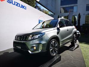 Suzuki Vitara 2019 debuta