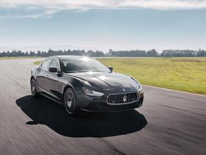 Prueba exclusiva: nuevo Maserati Ghibli S en pista