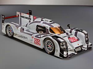 Porsche 919 Hybrid equipa llantas Michelin