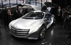 Mercedes-Benz F125i: Revolución a Hidrógeno