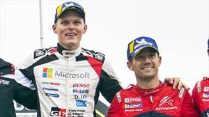 WRC: Tanak pasa a Hyundai y Ogier dejaría Citroën por Toyota