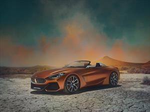 Pebble Beach y la nueva cara del BMW Z4