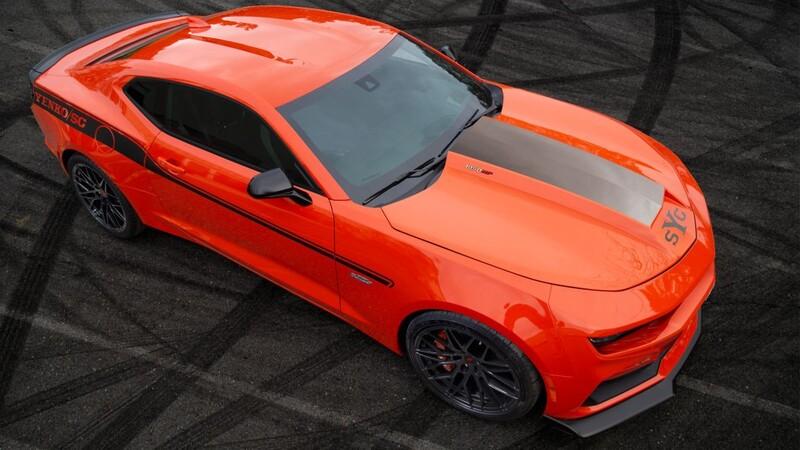 Yenko Camaro SC 2021: más de 1,000 hp y limitado a 50 unidades