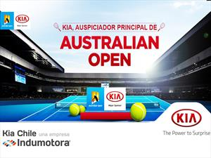 Kia te lleva al Australian Open 2015