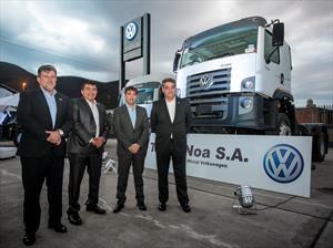 Volkswagen Camiones y Buses expande su red de concesionarios en el NOA