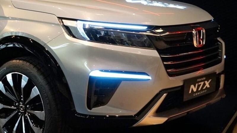 Así lucirá la nueva generación de la Honda BR-V