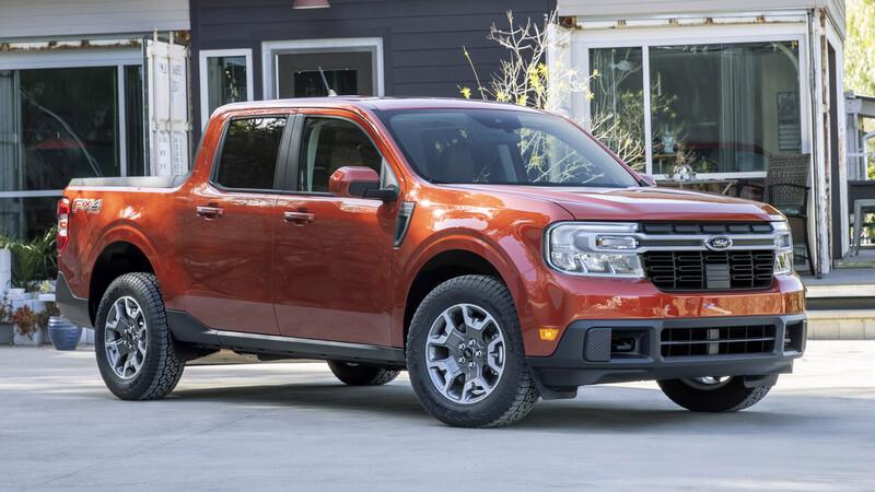 Ford Maverick 2022 se presenta