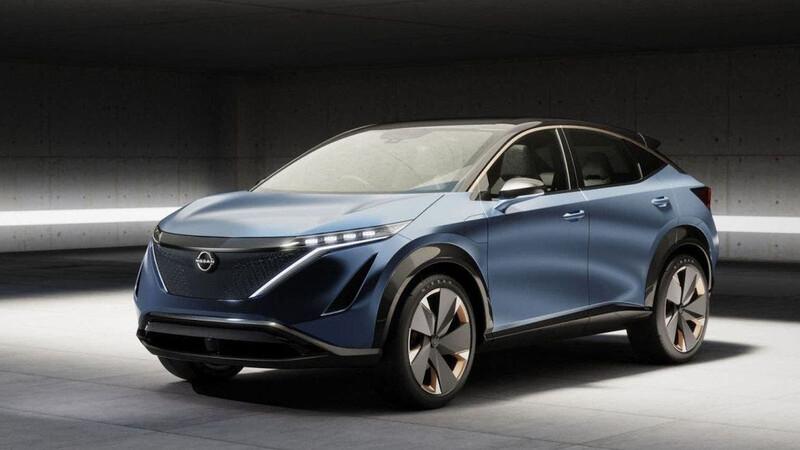 Nissan está desarrollando seis nuevos autos eléctricos