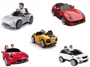 5 carros eléctricos para que los niños disfruten del verano