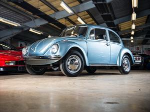 A subasta este Volkswagen Beetle 1974 con 56 millas