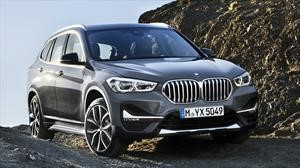 BMW X1 2020 recibe facelift