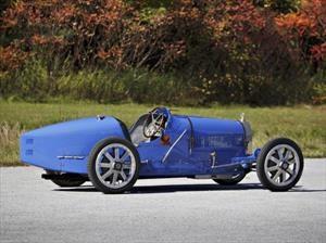 Este hermoso Bugatti Type 35 GP 1925 está a la venta