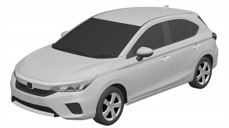 Además del sedán, Honda fabricará un City Hatchback