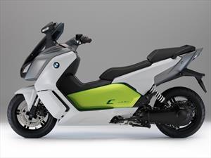 BMW C Evolution, el nuevo scooter eléctrico