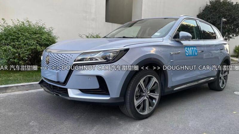 MG Marvel X, el nuevo SUV eléctrico que podría sumarse a la gama de Morris Garage