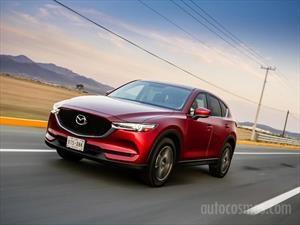 Mazda CX-5 2018 debuta