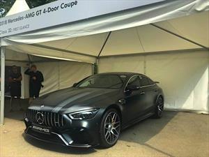 Goodwood: Mercedes-Benz GT 4-Doors Coupé, el más caro de todos