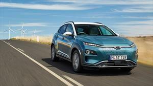 Hyundai se anota al libro de los Récord Guinness con el Nexo y Kona eléctricos