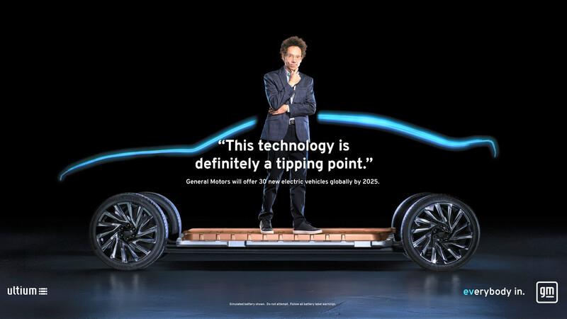 General Motors actualiza su logotipo hacia la movilidad cero emisiones