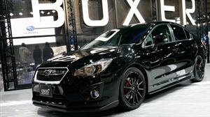 Subaru Impreza G4 STI Concept: 100% actitud