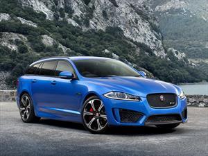 Jaguar XFR-S Sportbrake debuta