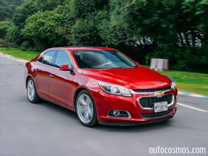Manejamos el Chevrolet Malibu Turbo 2014